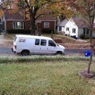 fbi van outside