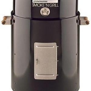 brinkmann smoke n grill user manual