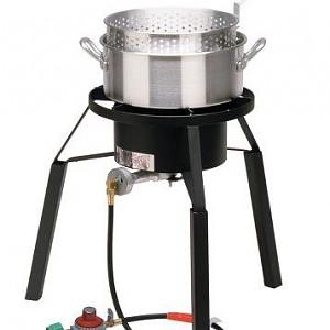 bayou classic sp15 sportsman s choice deluxe fish cooker smoking rh smokingmeatforums com