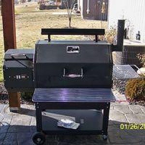 Yoder YS 640 Pellet Smoker | Smoking Meat Forums - The Best