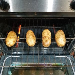 Cookin Potatos