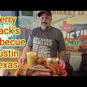 Terry Black's Barbecue In Austin Texas