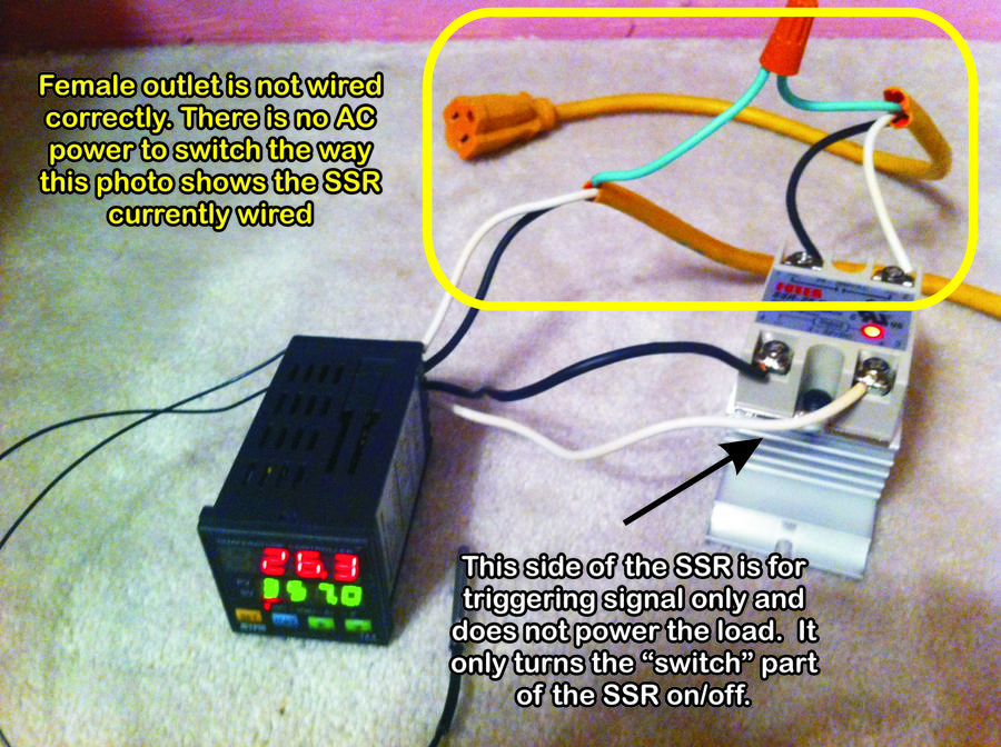 full pid controller hook up help please smoking meat forums ta3 wiring diagram at gsmx.co