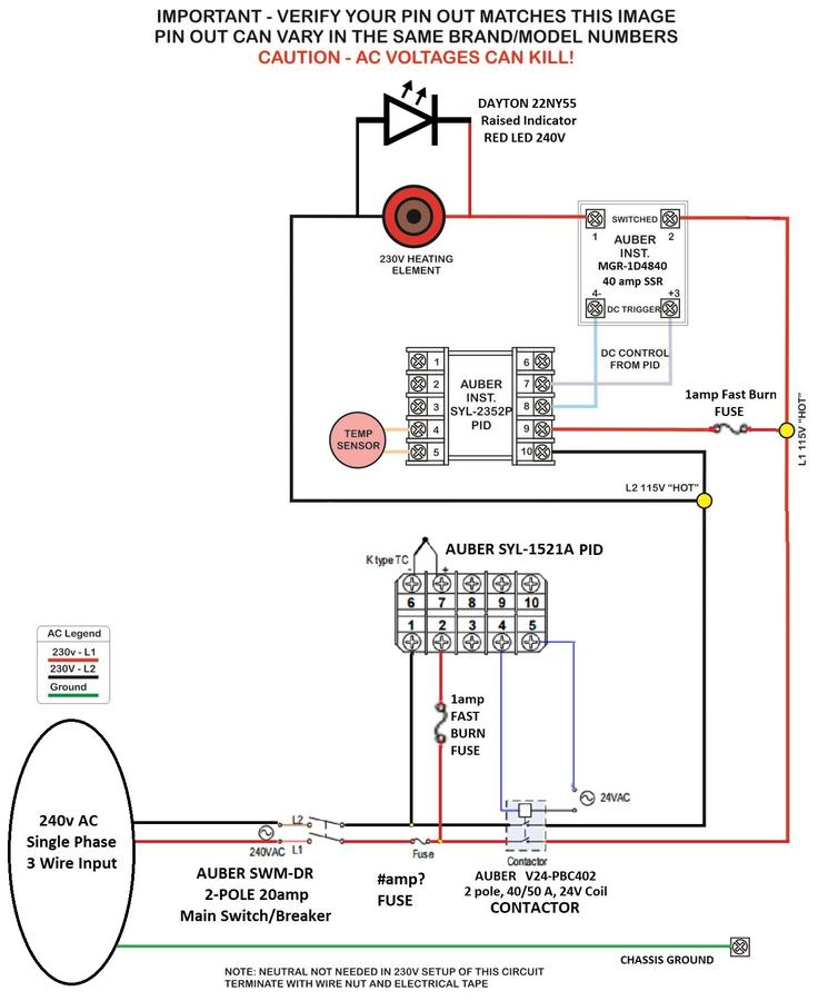 Pid Ssr Wiring On Pid Download For Wiring Diagrams