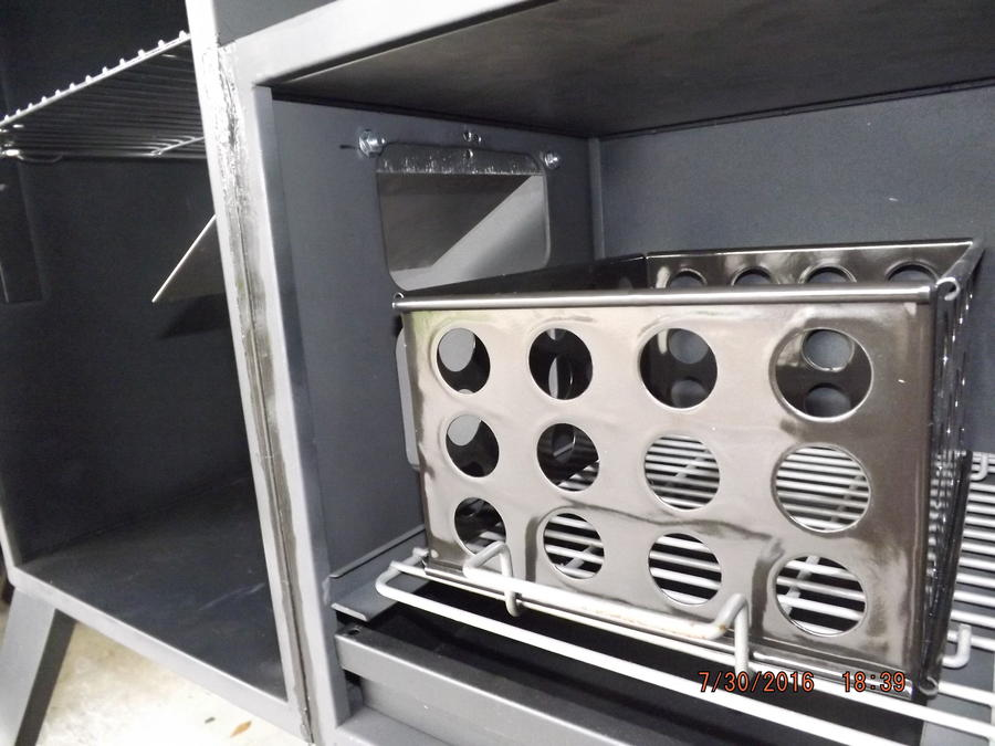 New Dyna-Glo vertical offset smoker | Page 7 | Smoking Meat Forums