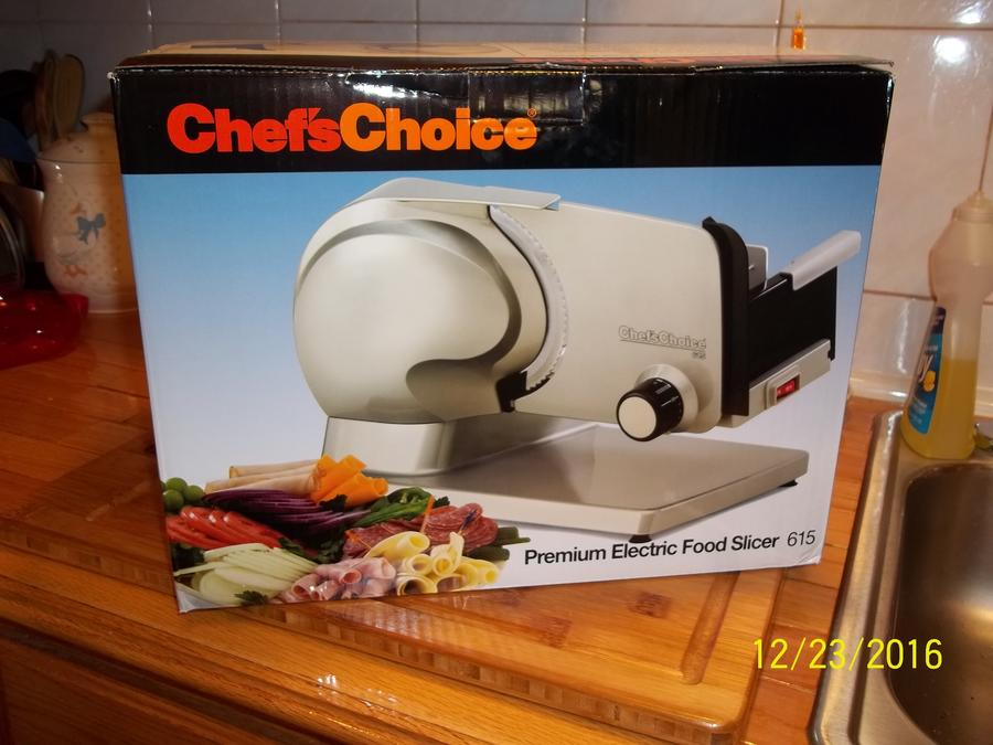 Meat Slicer (review) | Smoking Meat Forums - The Best Barbecue