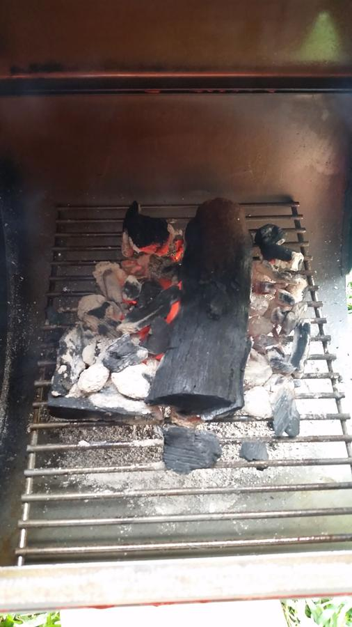 Oklahoma Joe first fire | Smoking Meat Forums - The Best Barbecue