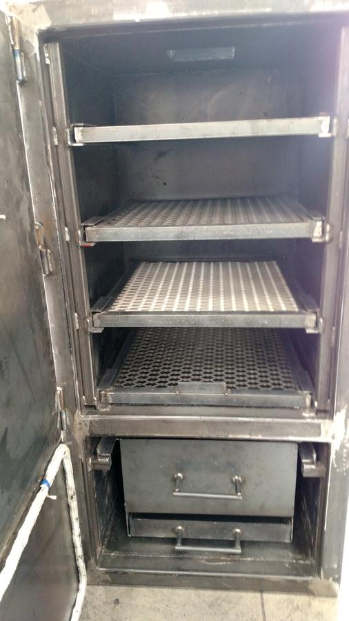 Vertical Direct Smoker build   Is this plan solid? | Smoking