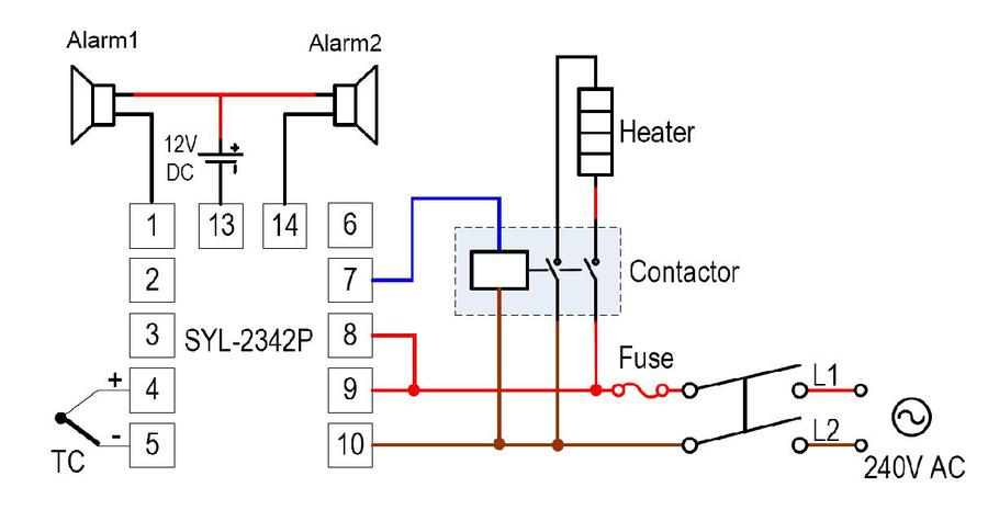 need pid 220 wiring help | smoking meat forums - the best barbecue  discussion forum on earth!  smoking meat forums