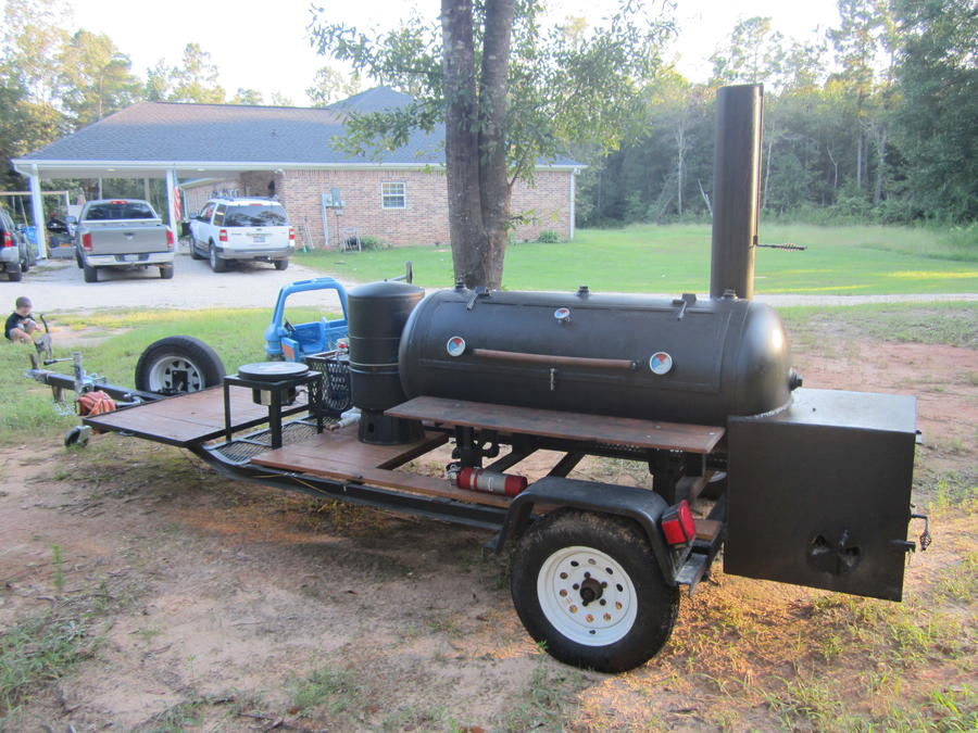 150 Gallon RF Rig   Upgraded! | Smoking Meat Forums - The