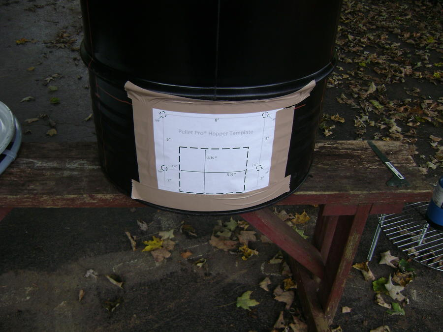 Pellet Fired UDS Build | Smoking Meat Forums - The Best