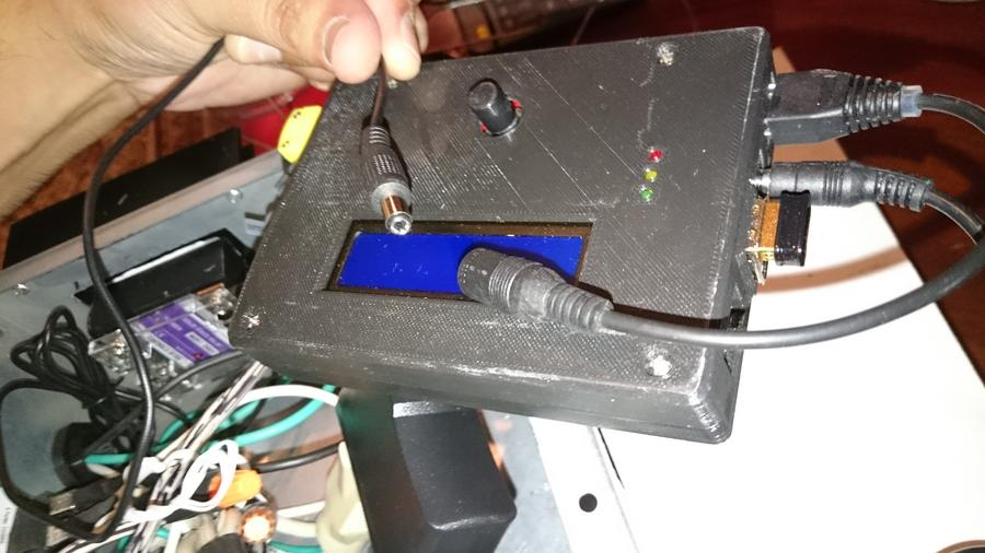 HeaterMeter Controller, with Wifi, and Electric Smoker