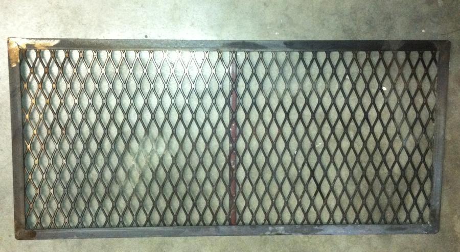 Fire Grate In Old Country BBQ Over & Under | Smoking Meat Forums