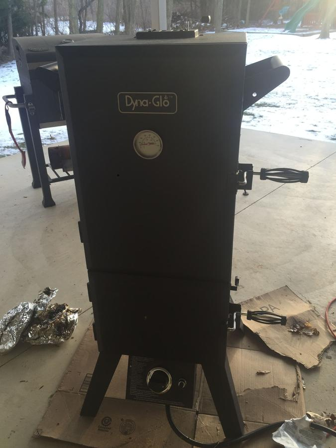 Vertical smoker temp issues?   Smoking Meat Forums - The Best