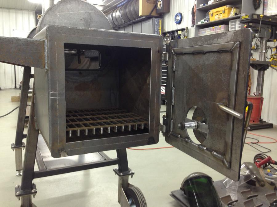 Flow problems with my custom build smoker | Smoking Meat Forums