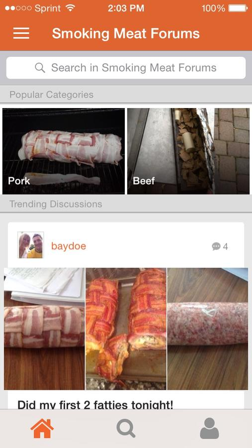 TapaTalk | Smoking Meat Forums - The Best Barbecue Discussion Forum