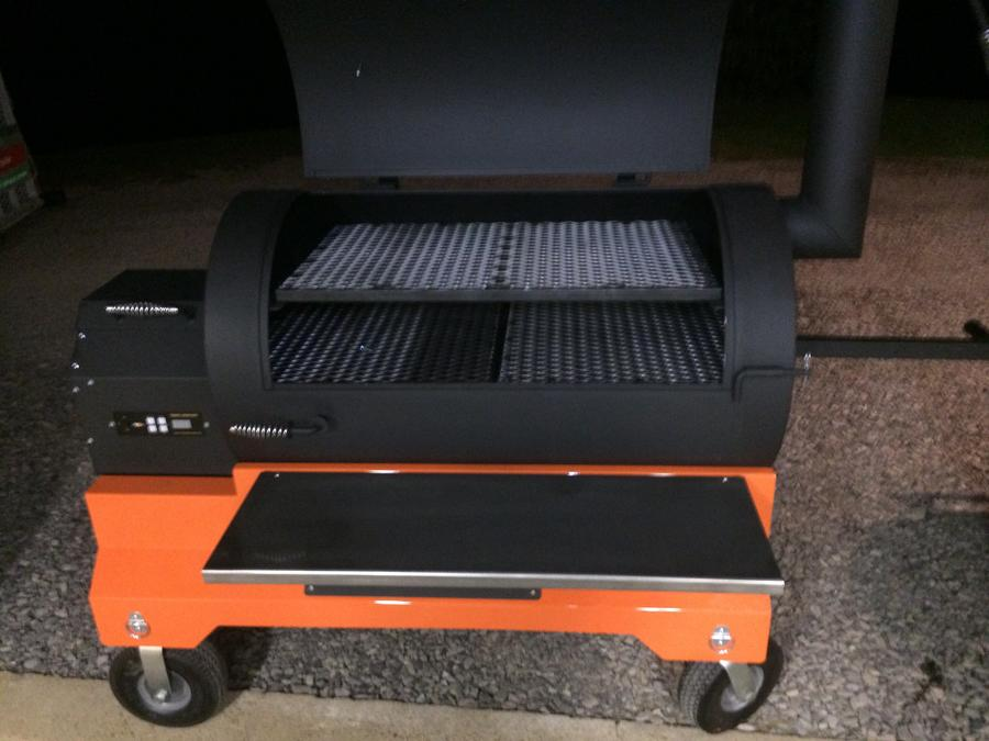 YS1500 and Gator Pit for sale | Smoking Meat Forums - The