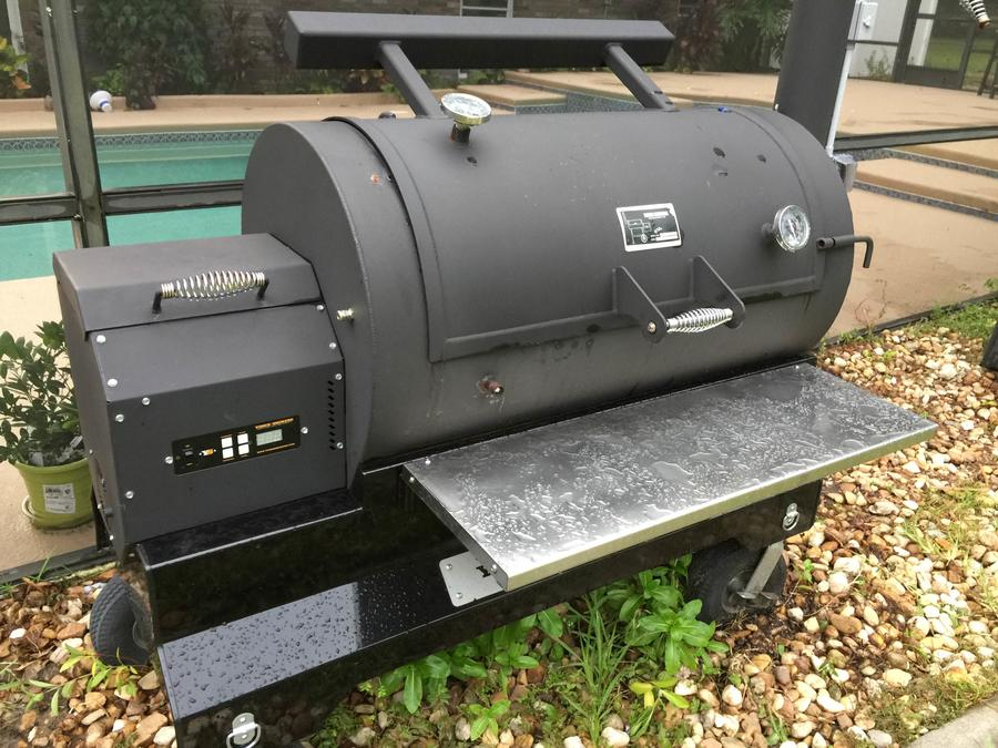 Anyone have a Yoder for Sale??? | Smoking Meat Forums - The