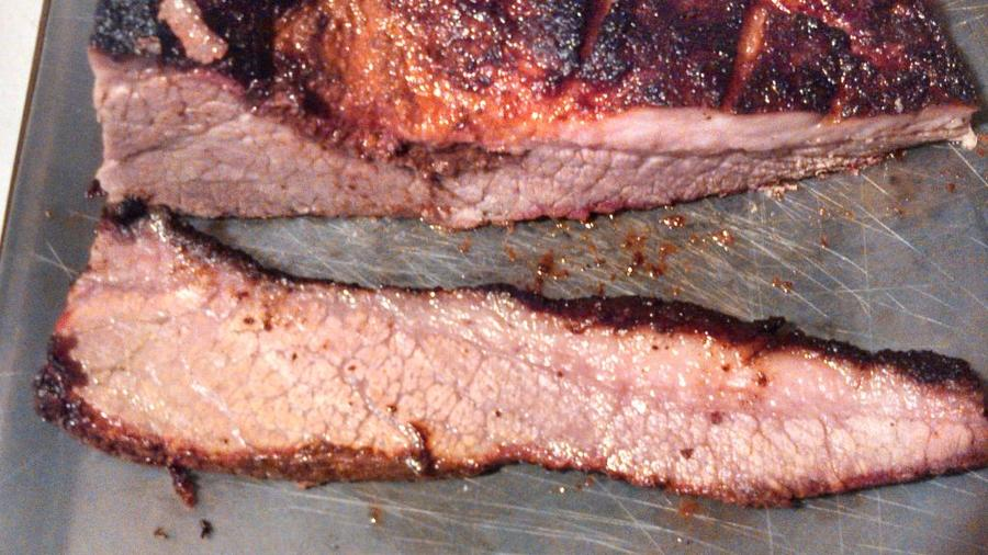 hot and fast brisket