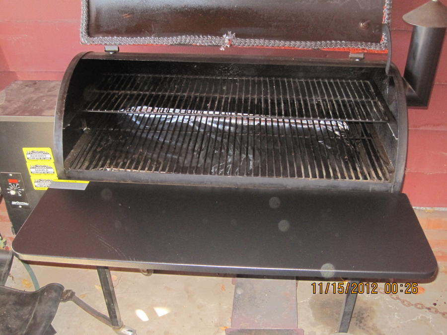 My Traeger Mods   So Far | Smoking Meat Forums - The Best