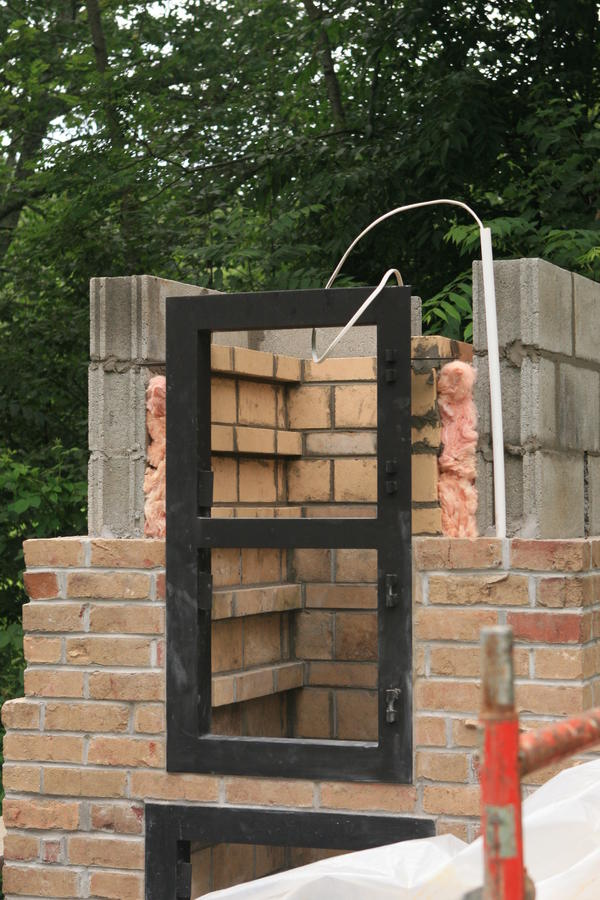 Brick smoker - Compete how to | Smoking Meat Forums - The Best