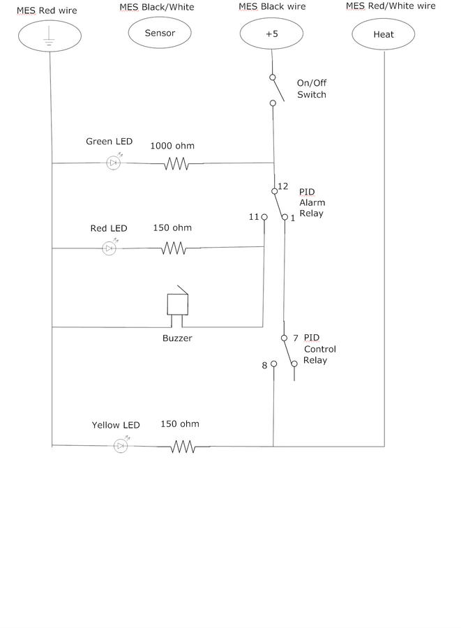 mes pid controller no drilling of rivets no high voltage wiring required. |  smoking meat forums - the best barbecue discussion forum on earth!  smoking meat forums