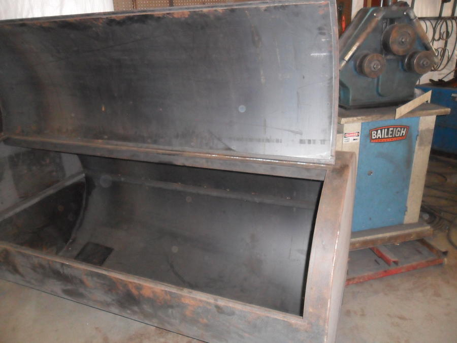 Building a new smoker | Smoking Meat Forums - The Best