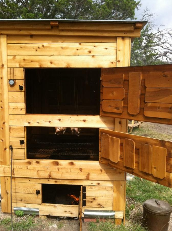 Smokehouse in use (with game hens).jpg