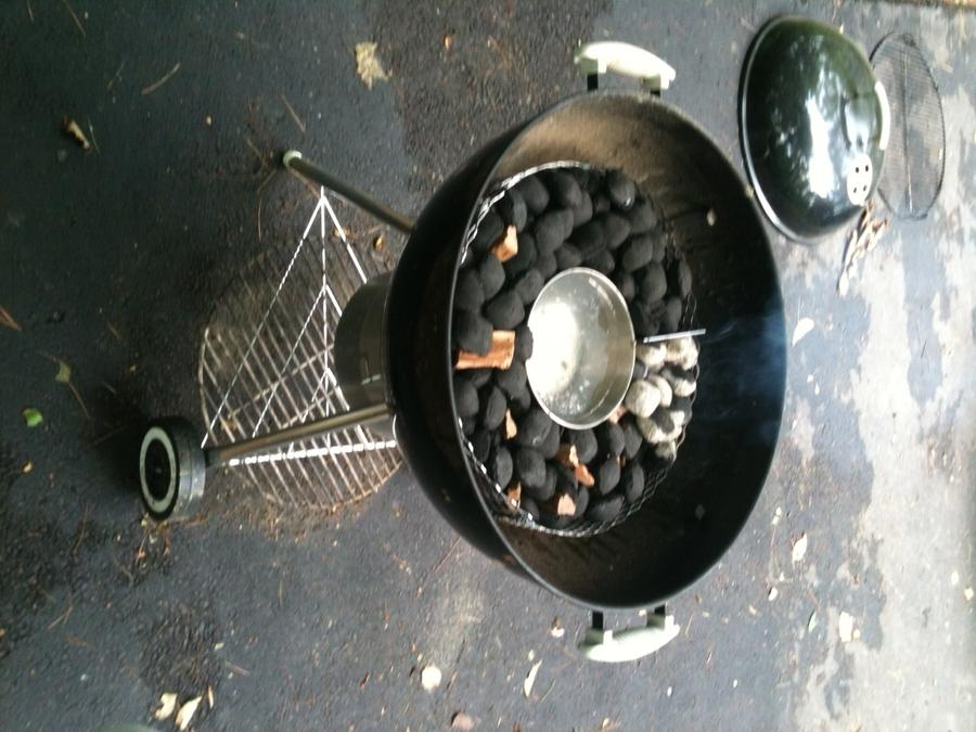 Weber 22.5 Fired Up Charcoal Basket.JPG
