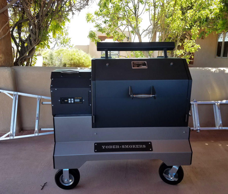 Looking for Those who converted from WSM to Pellet smokers